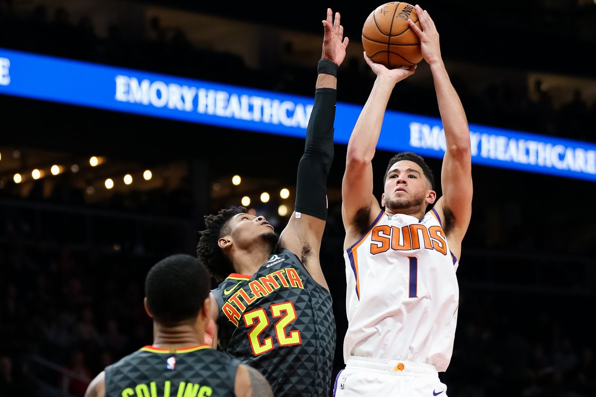 Game Preview: Suns (31-14) come home to face Hawks (23-23) - Bright Side Of  The Sun