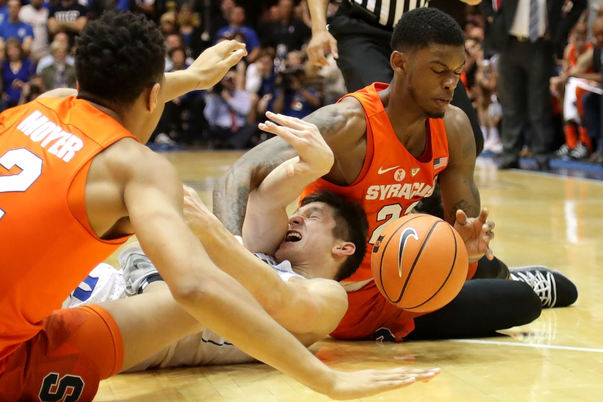 NCAA Tournament 2018: How Will Duke Deal With The Syracuse