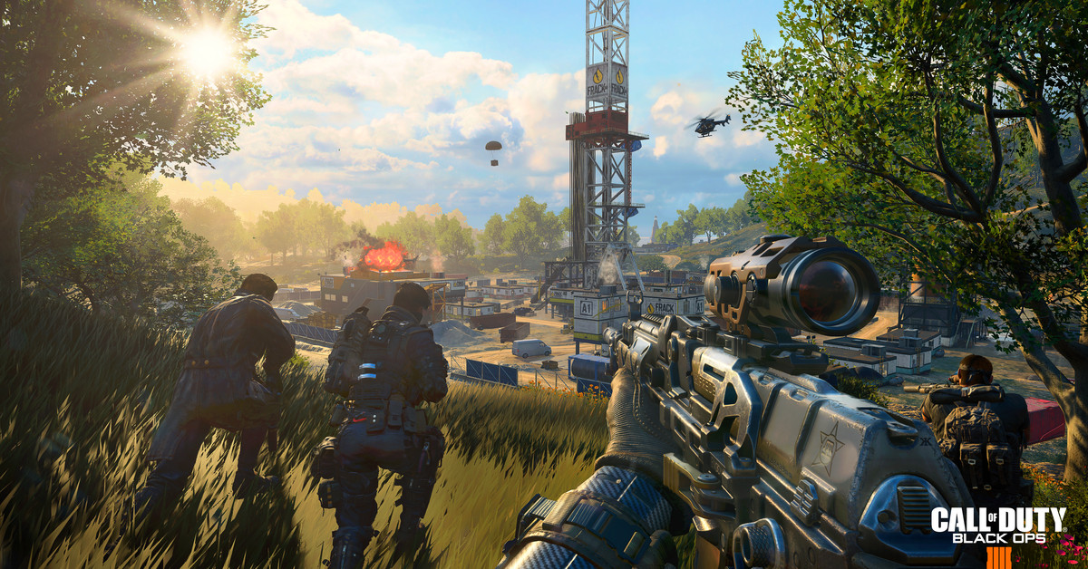 Call of Duty: Black Ops 4 is better without the gore