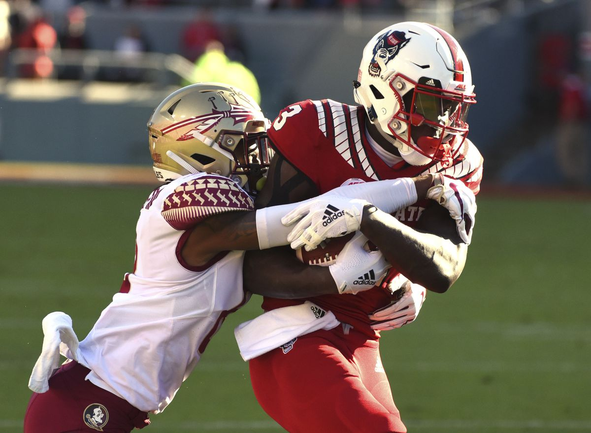 NCAA Football: Florida State at North Carolina State