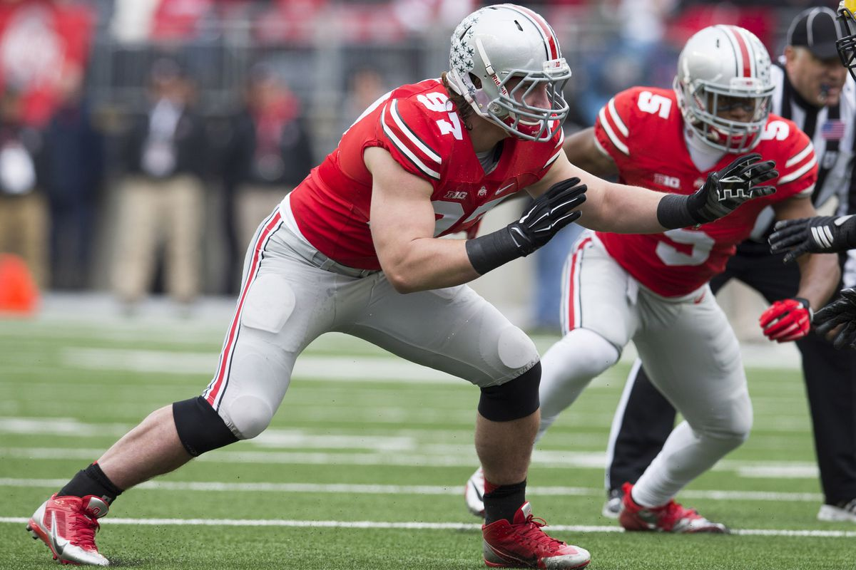 Joey Bosa makes his long awaited return to college football after serving a one-game suspension.