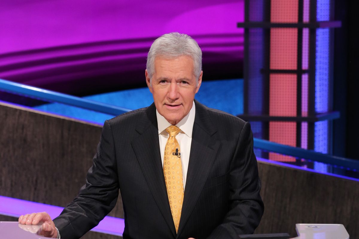 "Alex Trebek, Longtime ""Jeopardy!"" Host, Dies at 80"