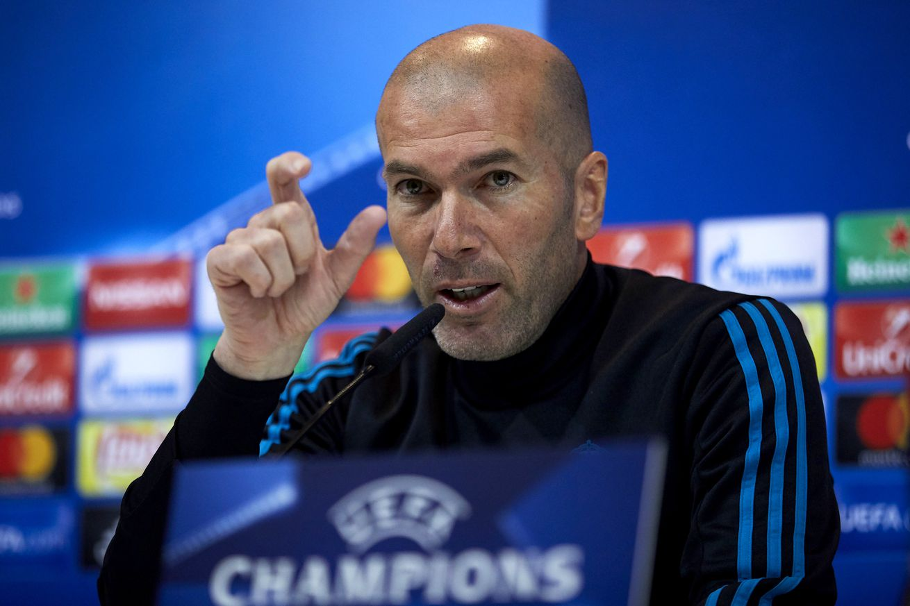 Zidane: ?No injuries, we?re ready for the Final against Liverpool?