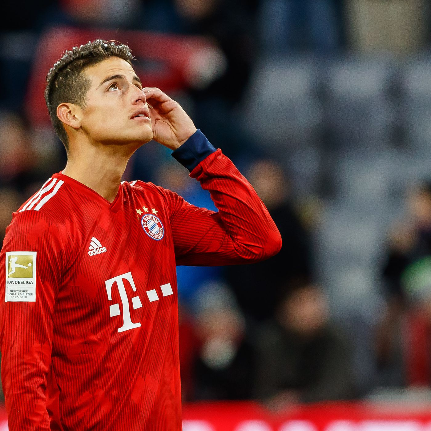Report James Rodriguez Has Told Bayern Munich He Wants To Leave The Club This Summer Bavarian Football Works
