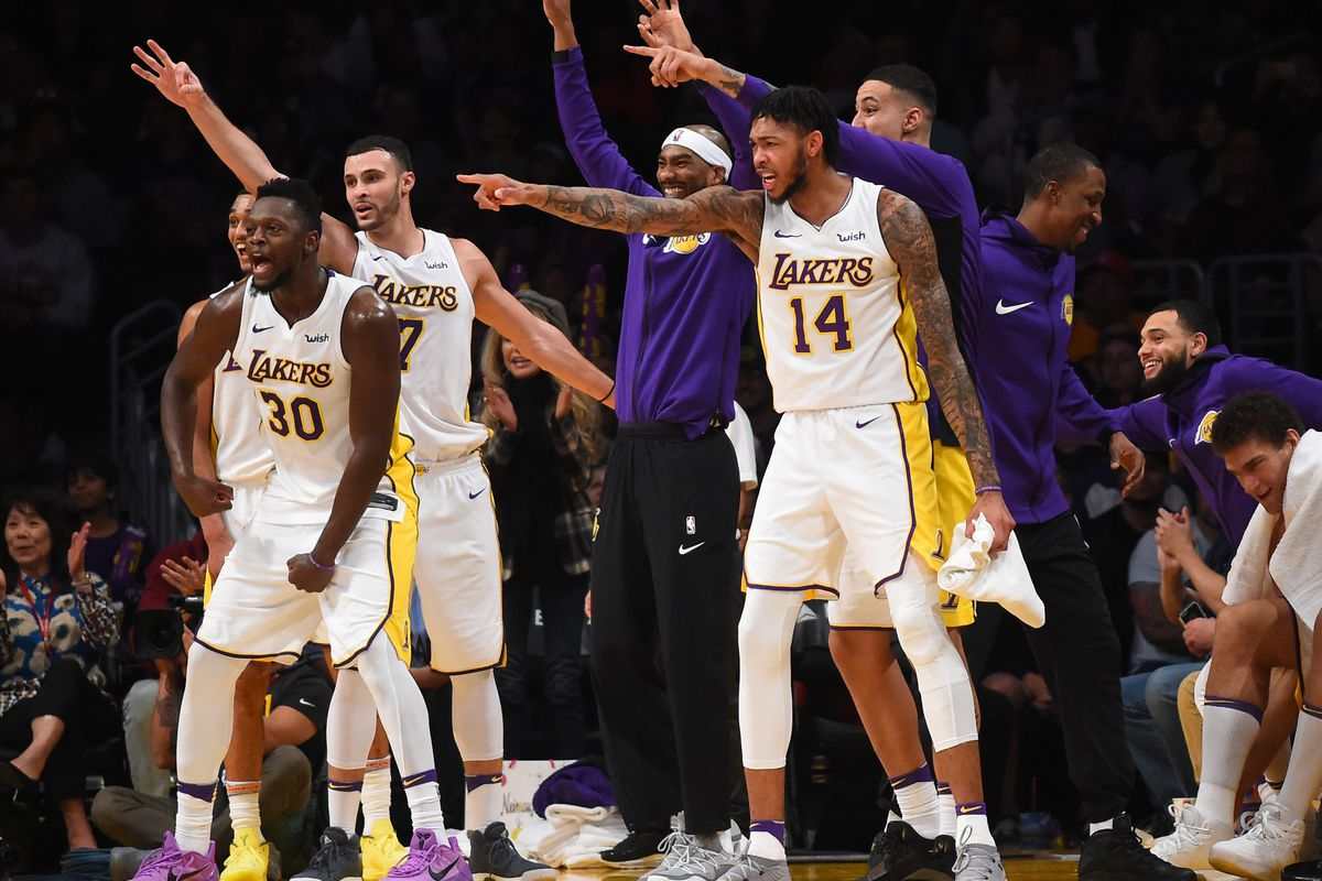 b3a9c649219 Landing a superstar and revisiting the Lakers  mystique in 2018 ...