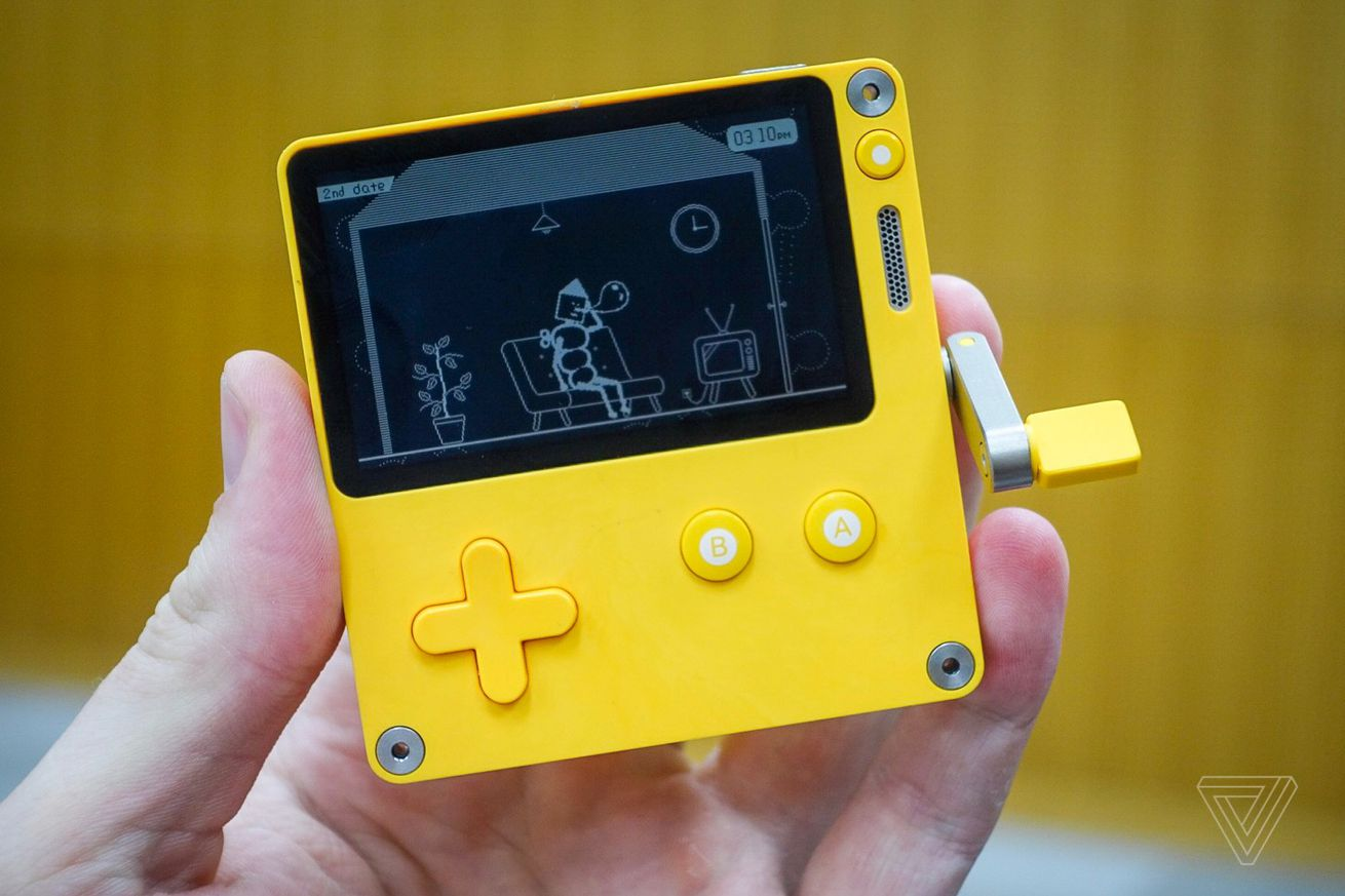 Here's when and how you can preorder the Playdate handheld