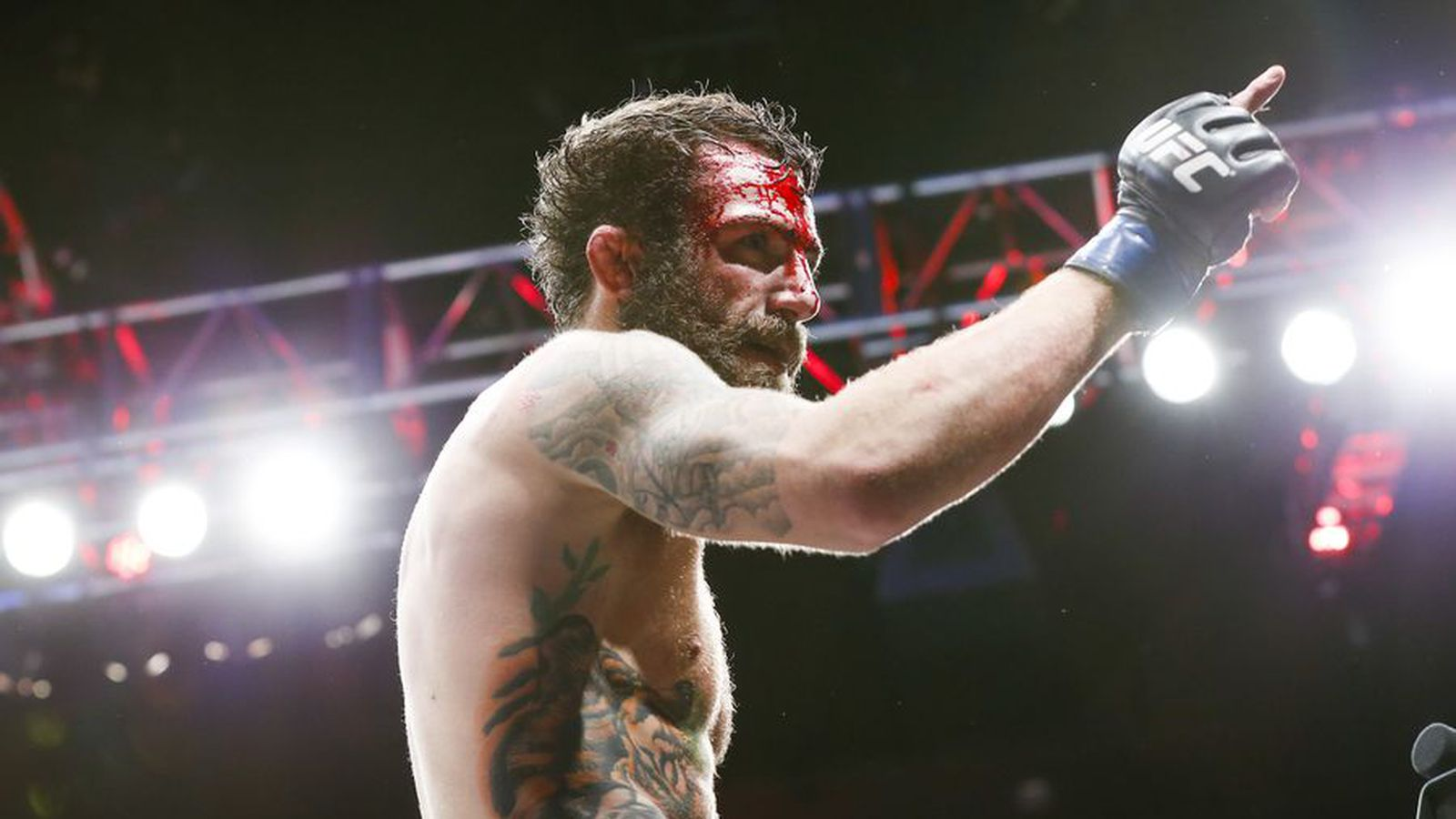 Chiesa injured, out of Tony Ferguson fight