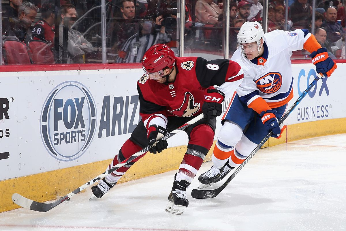 New York Islanders v Arizona Coyotes