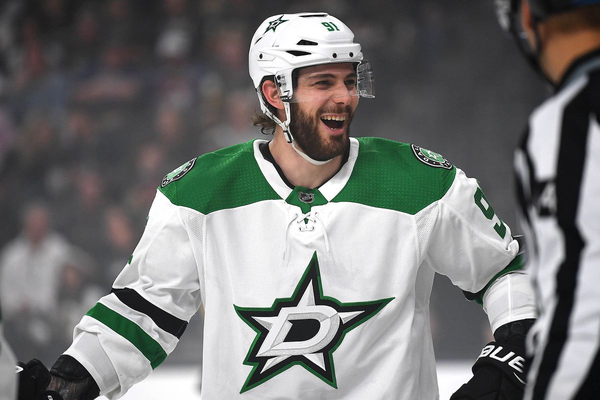 Dallas Stars Daily Links  Seguin Making Lasting Impact on Community ... 075fc59d9
