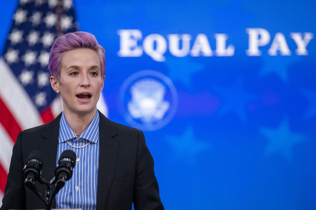 President Biden Holds Event Marking Equal Pay Day