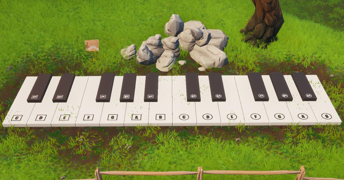 piano sheet music sheet