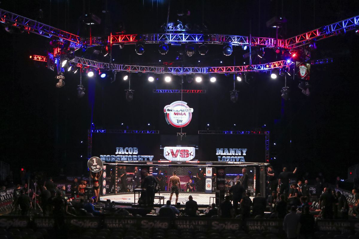Bellator MMA programming to continue in new Spike re-branded