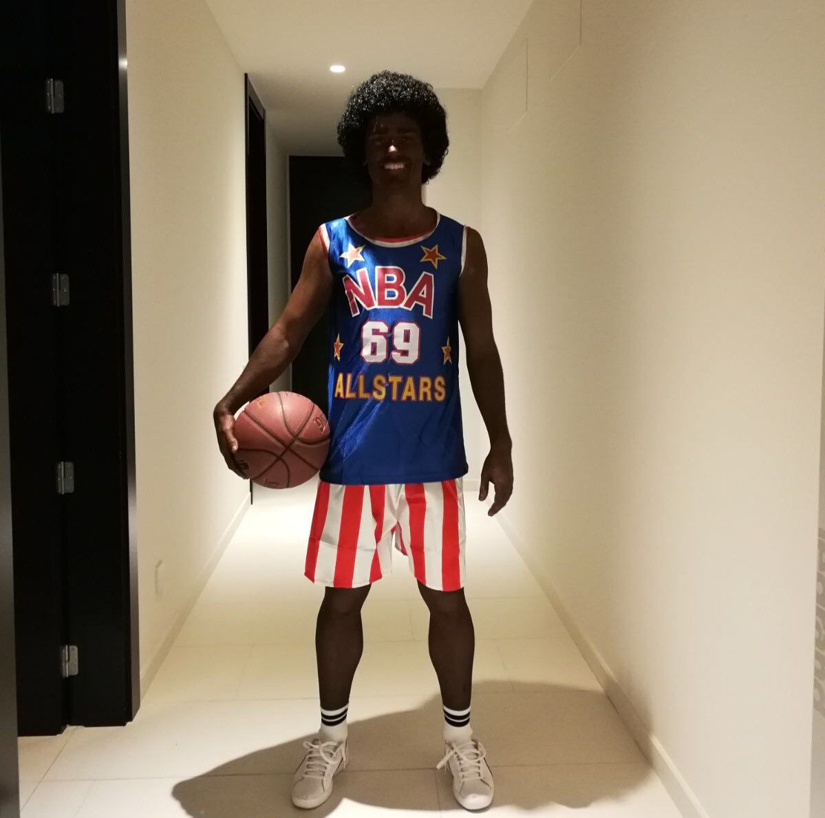 antoine griezmann wore a racist costume to a party - sbnation