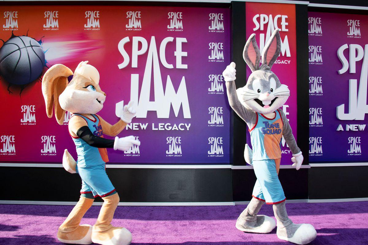US-ENTERTAINMENT-FILM-SPACE JAM