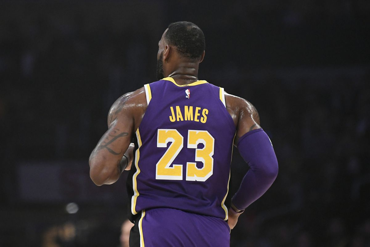 Why LeBron Won U2019t Put A Social Justice Message On His