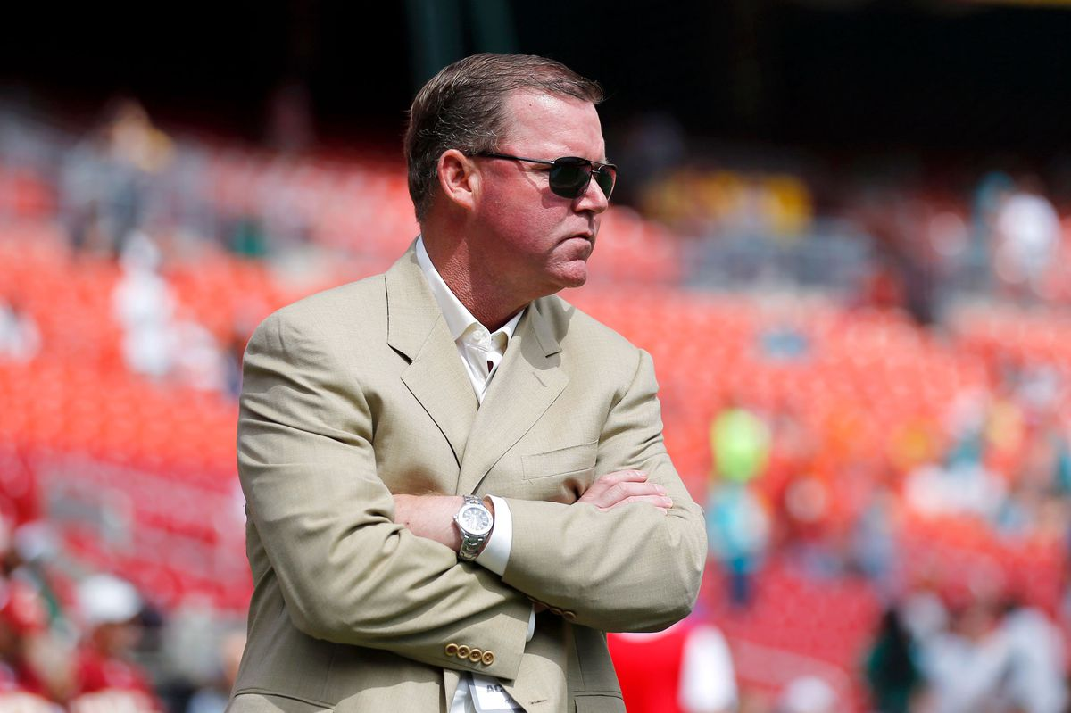 Redskins general manager Scot McCloughan (APImages)