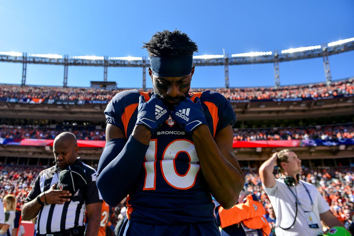 NFL trade rumors: 49ers inquired about Broncos' WR Emmanuel Sanders