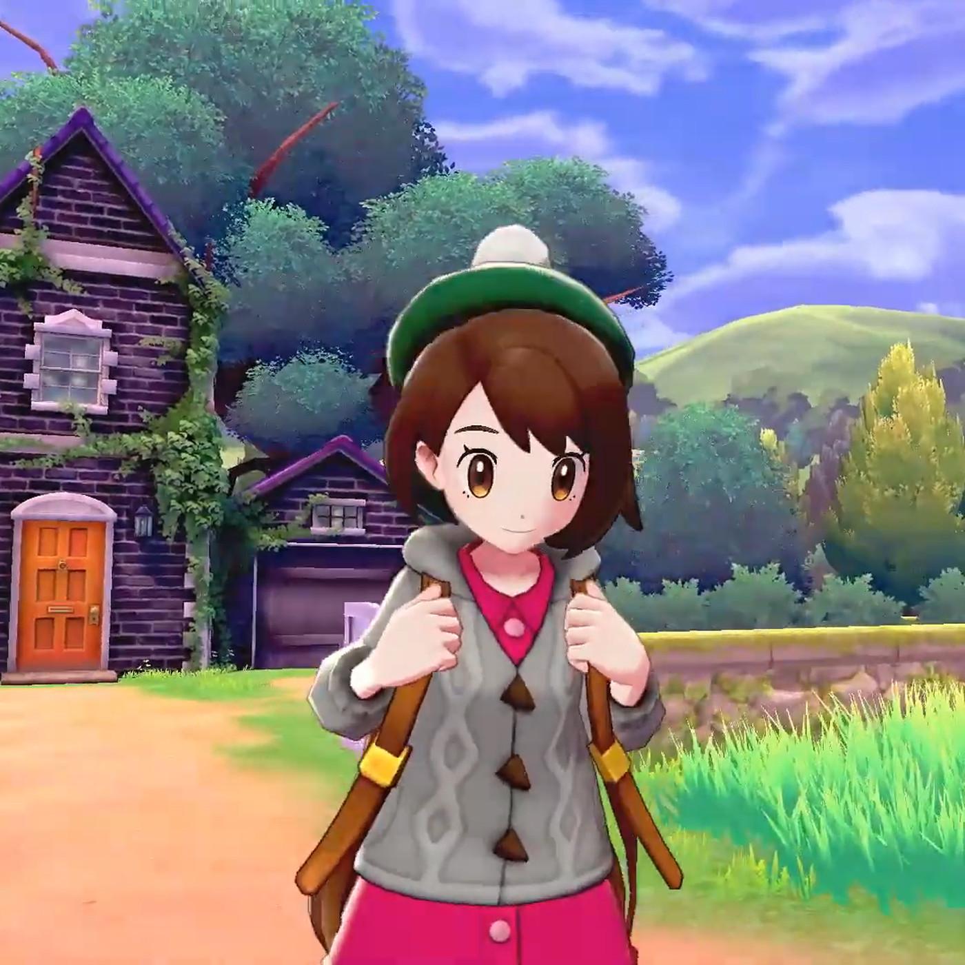 Pokemon Sword And Pokemon Shield Are The New Nintendo Switch Rpgs