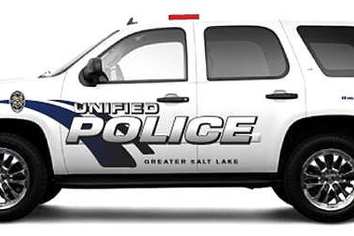 UPD vehicles with new logo will patrol unincorporated Salt Lake County and four cities.