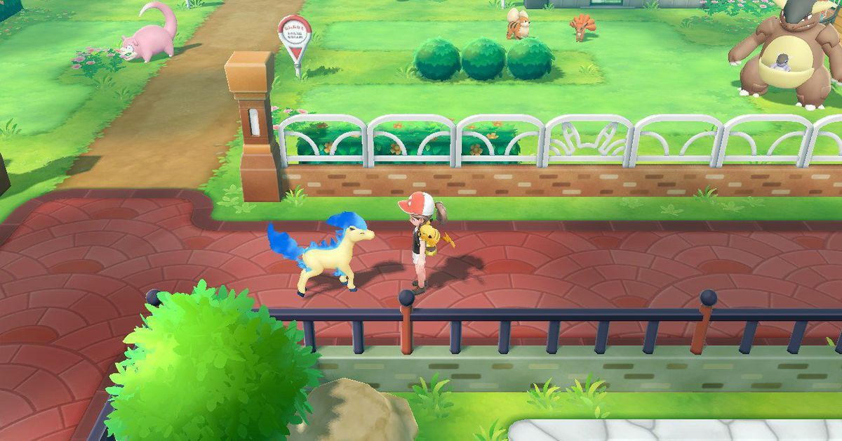 How to find shiny Pokémon in Let's Go! - Polygon