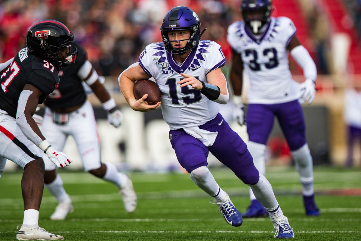 Back in the Saddle Again: Frogs hold on for 33-31 win over Texas Tech