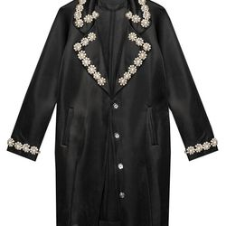 """Pixie Market pearl cocooon coat, <a href=""""http://www.pixiemarket.com/pearl-cocoon-coat.html"""">$136</a>"""
