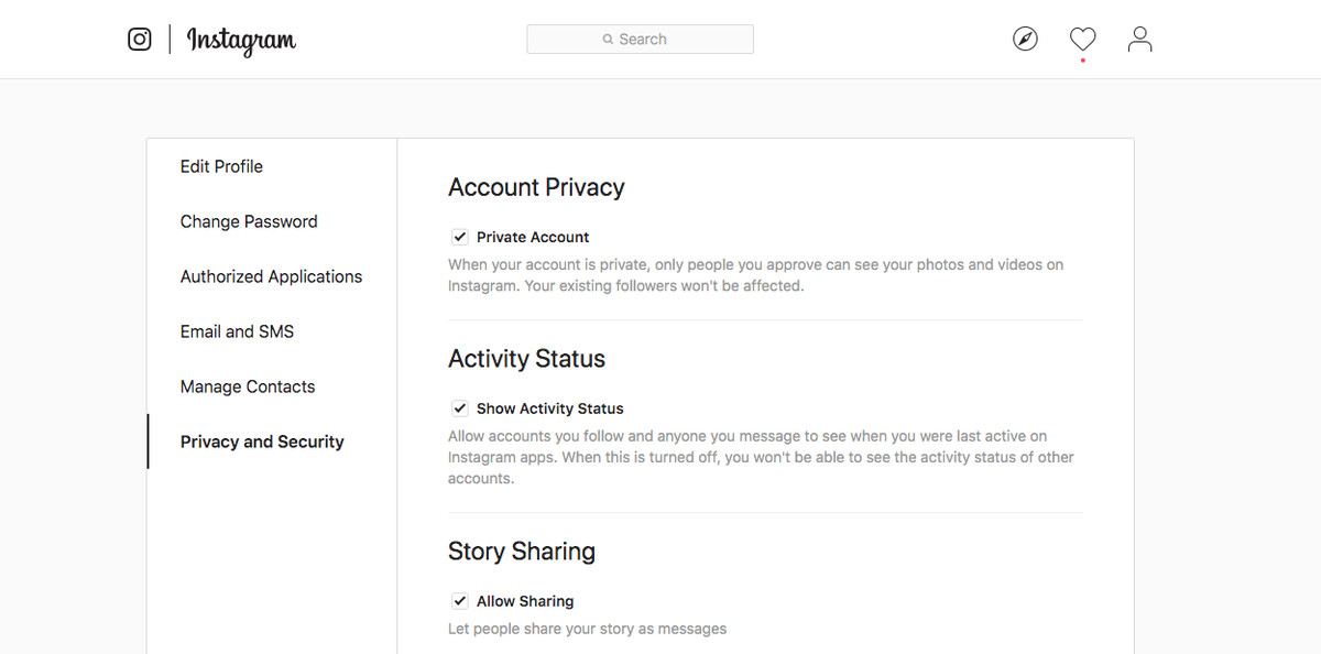 How to protect your privacy and stay secure on Instagram