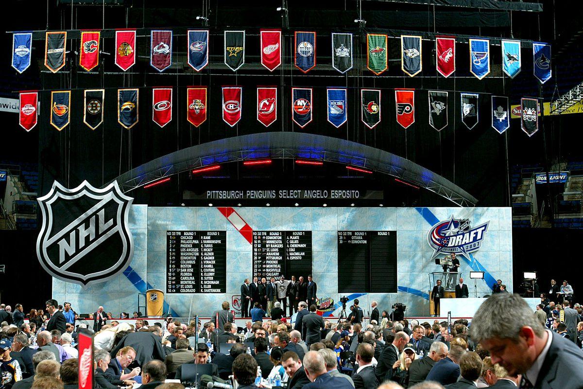 2007 NHL Entry Draft Round One