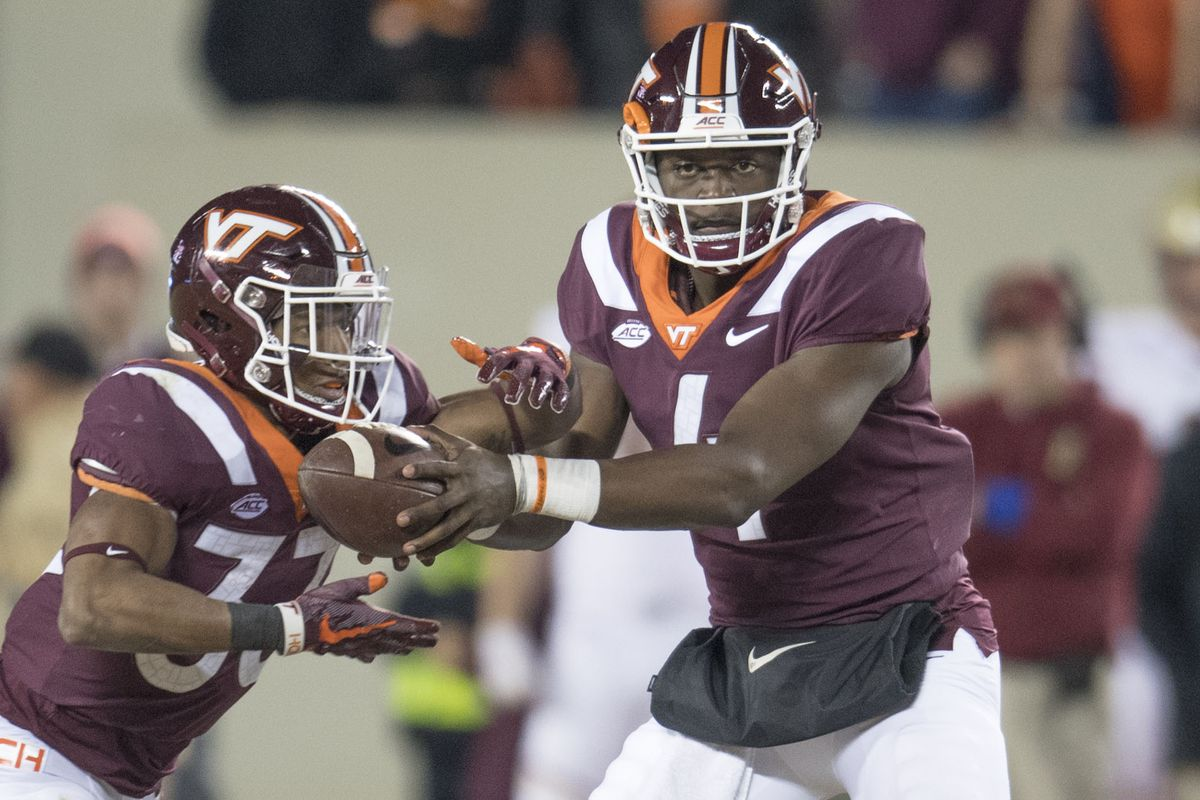 Virginia Tech Football Qb Depth All Of A Sudden Could Be A