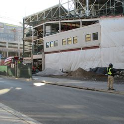 Another look at the right field area