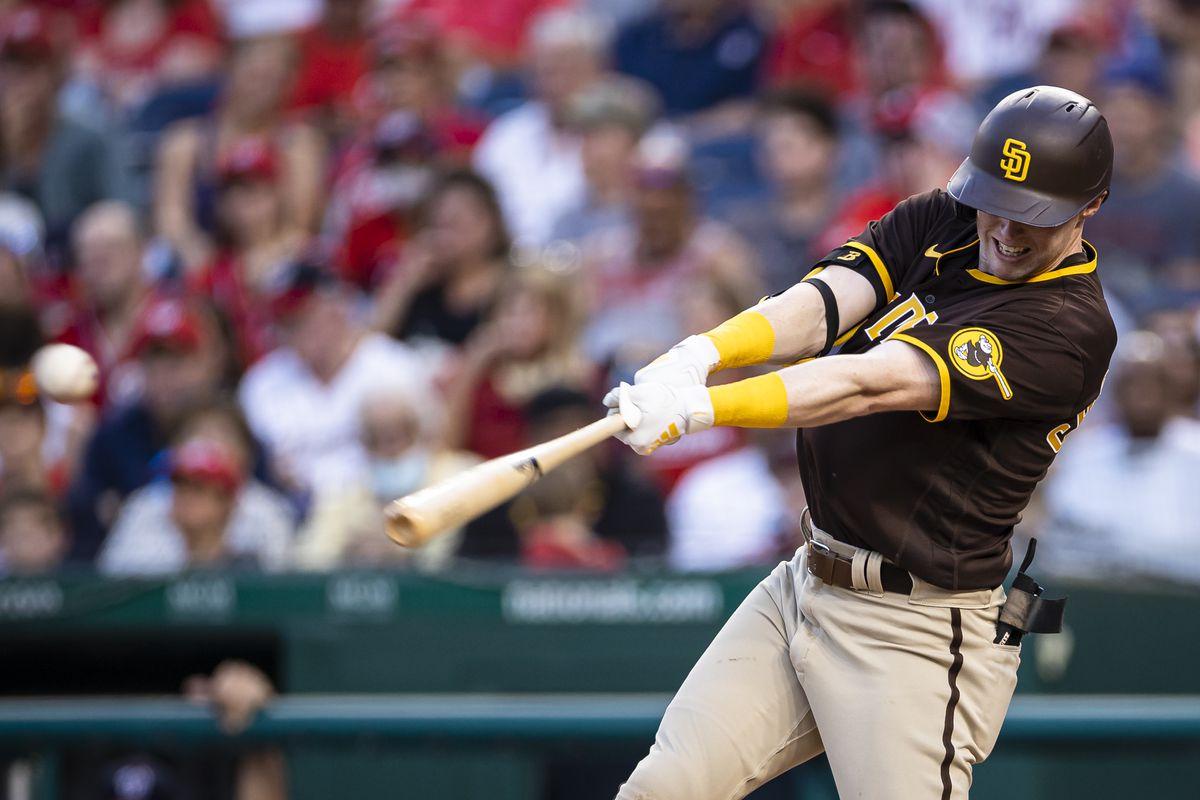 MLB: San Diego Padres at Washington Nationals