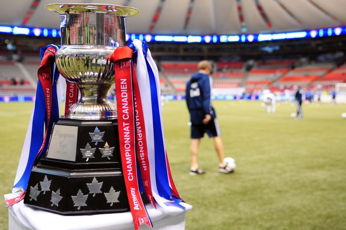 The Whitecaps beging their quest to conquer the elusive Voyageurs Cup