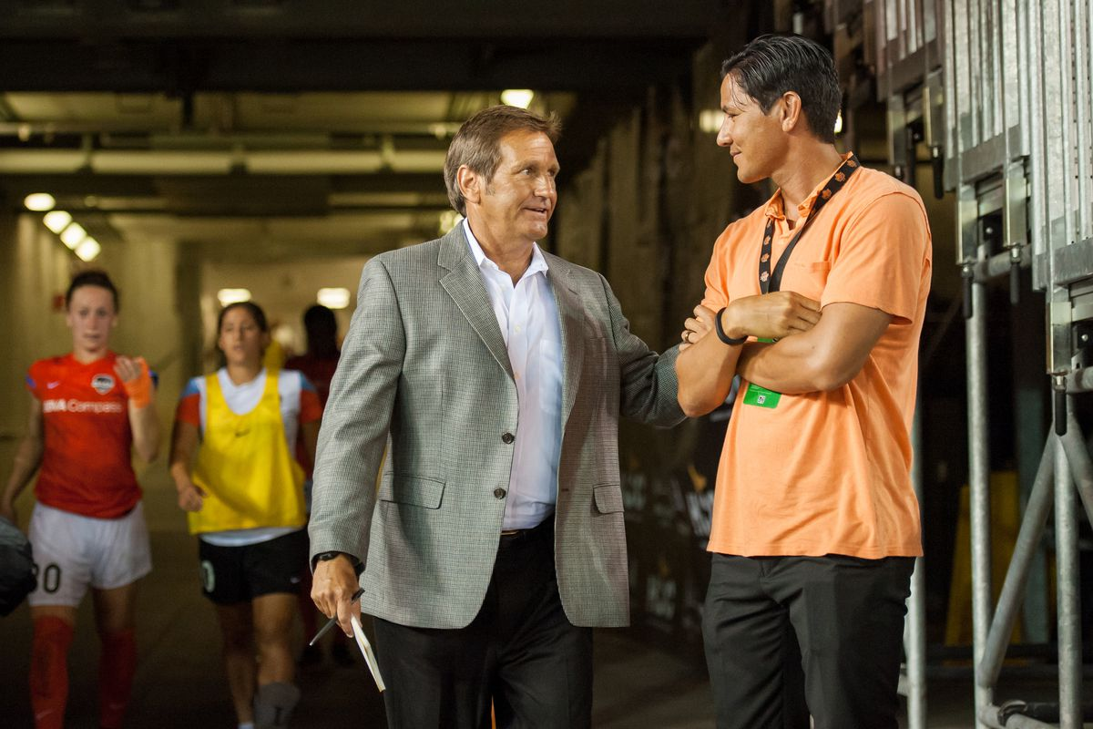 Head Coach Randy Waldrum will now guide club and country