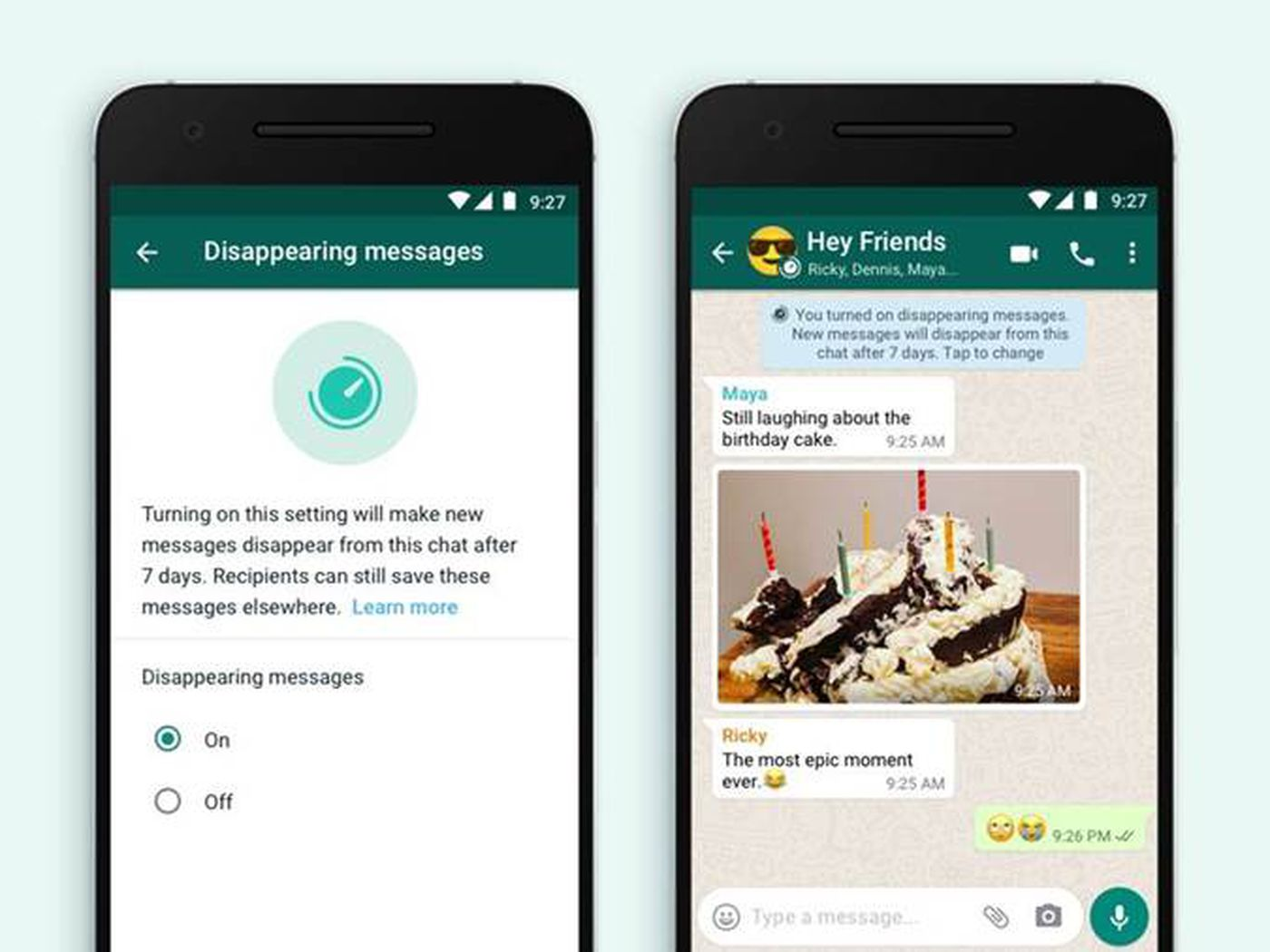 WhatsApp launches new disappearing messages option - The Verge