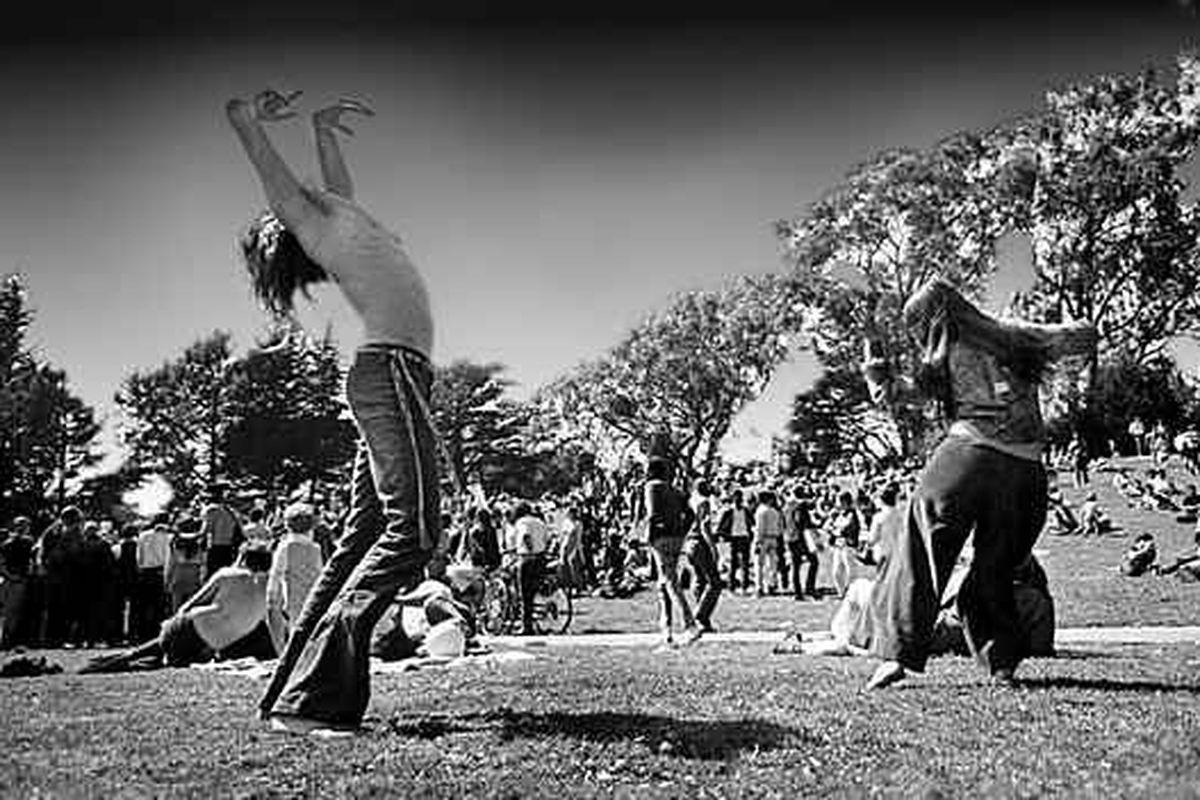 <em>Dance, children. Dance.</em>