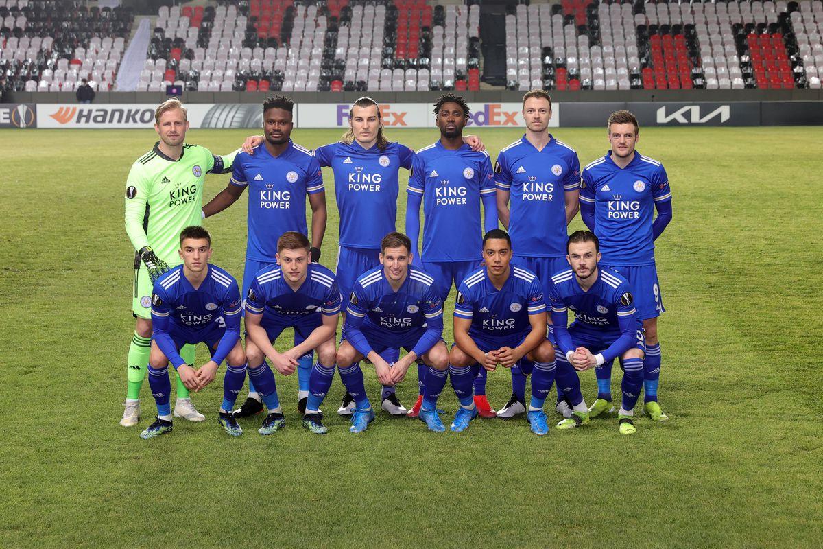 Slavia Prague v Leicester City - UEFA Europa League Round Of 32 Leg One