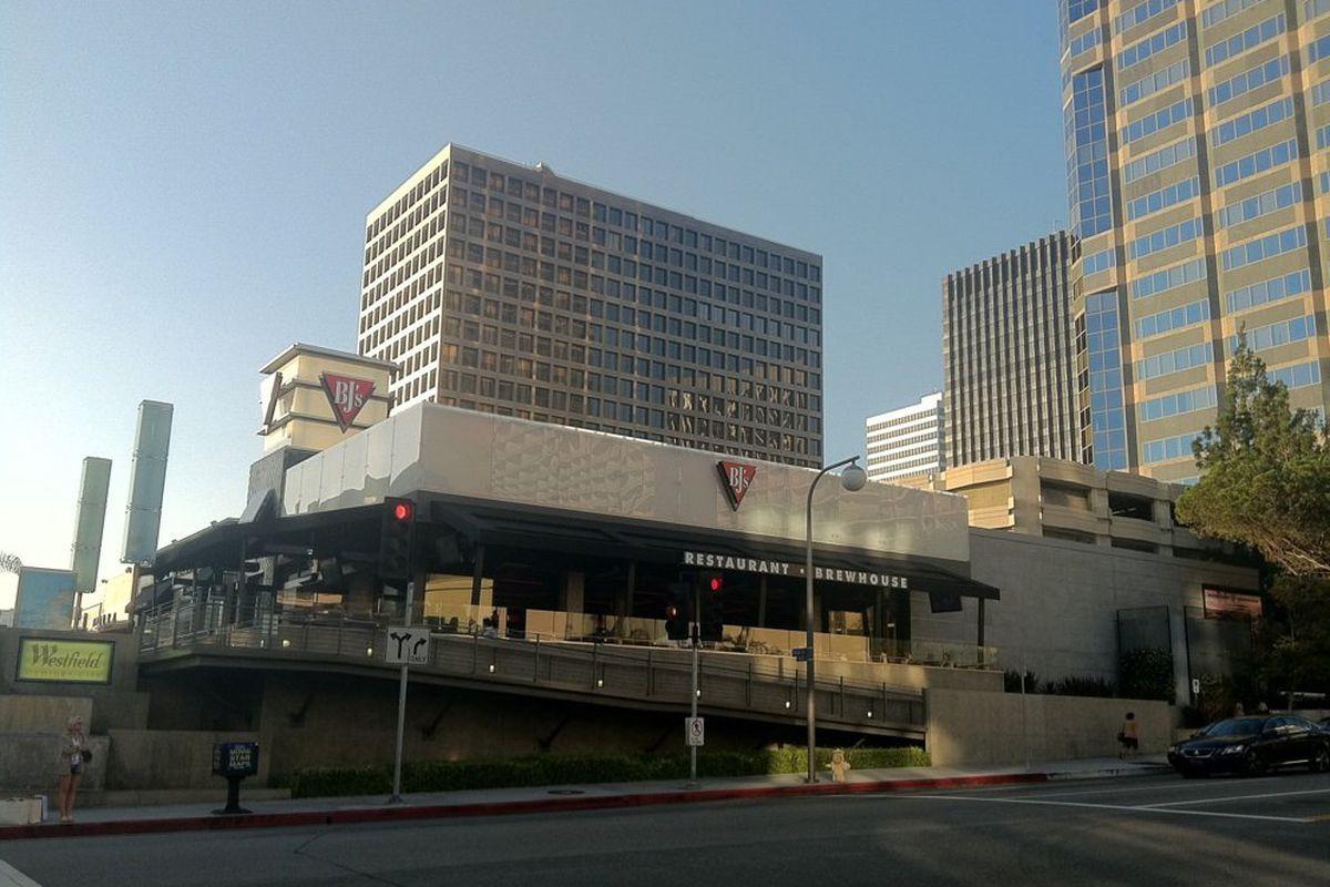 BJ's Westfield Century City