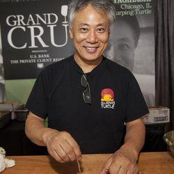 Takashi Yagihashi (Takashi, Slurping Turtle)