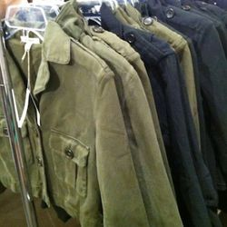 Some 50% off retail priced womenswear jackets