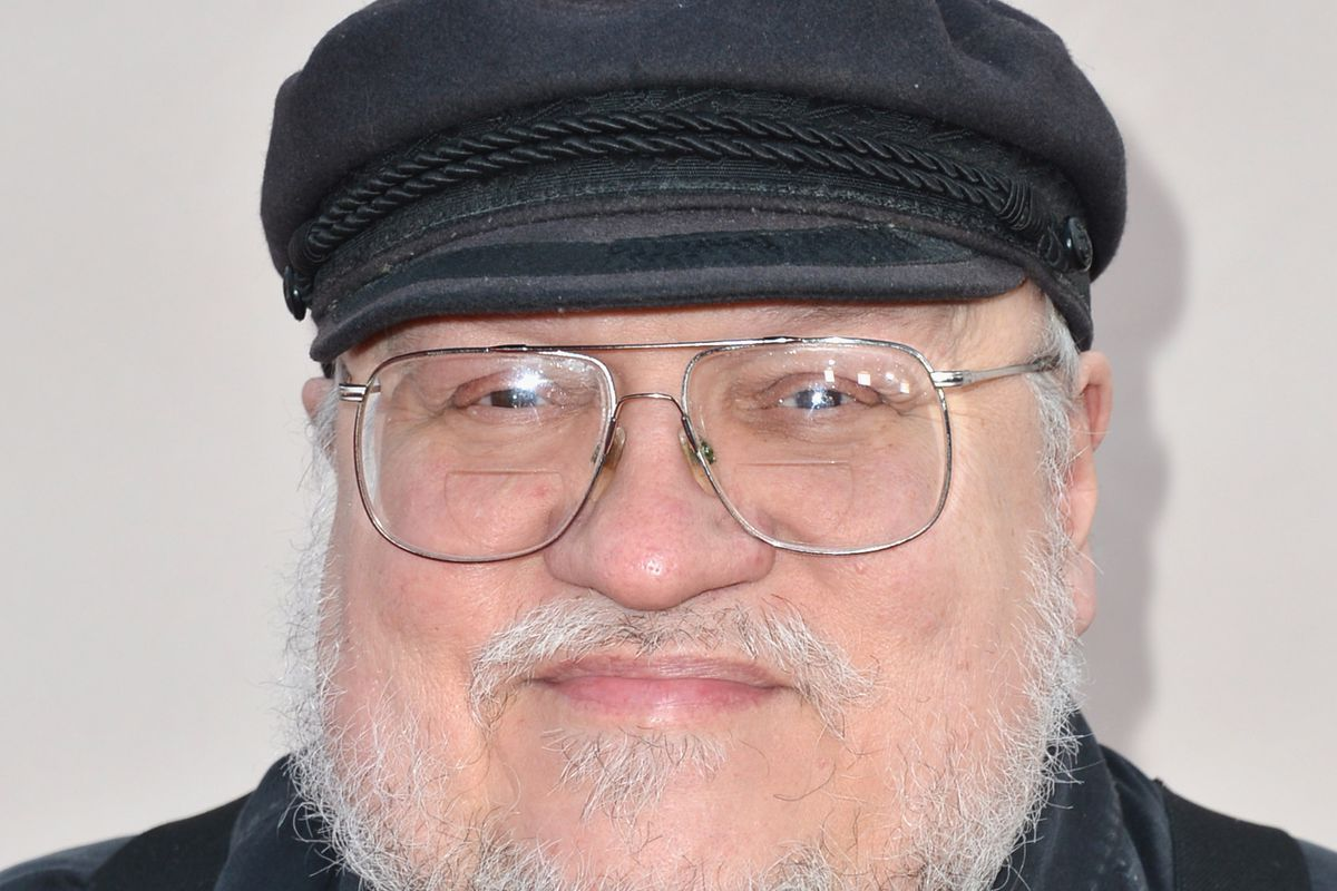 Game of Thrones author George RR Martin