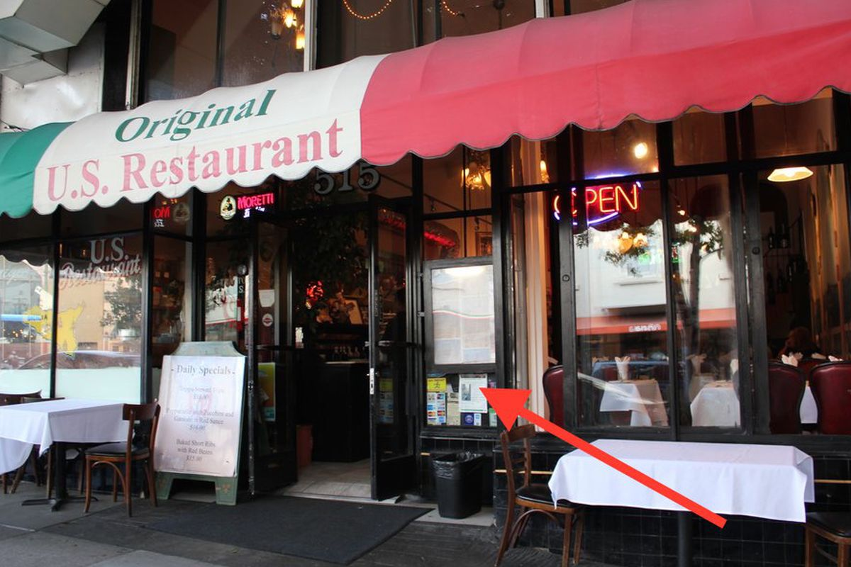 Seven Fishes Is Taking Over The Old Original U S Restaurant E At 515 Columbus Ave Yelp