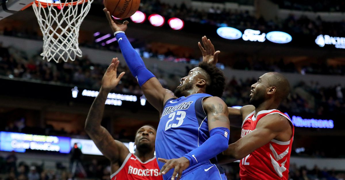3 things from the Mavericks 104-97 loss to the Houston ...