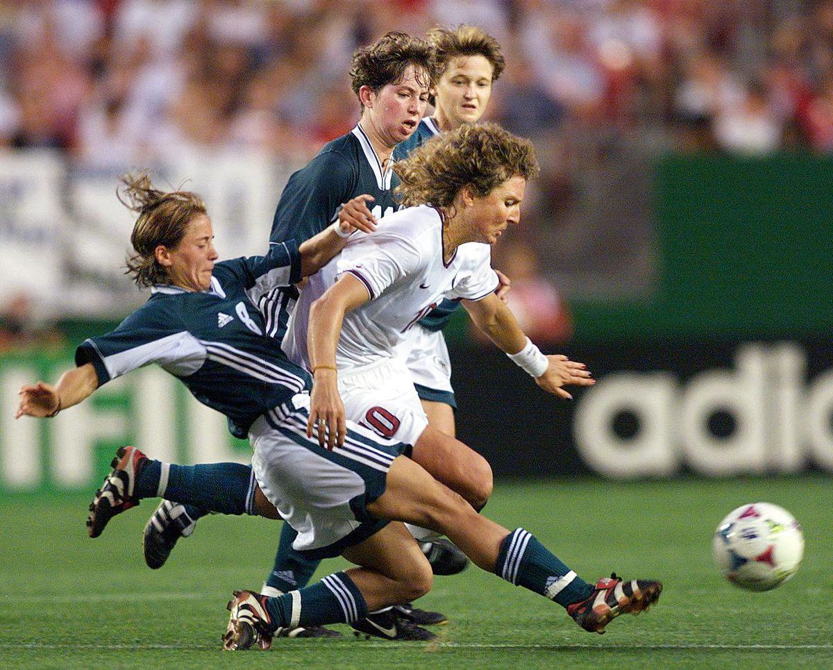 SOC-WWC-US-GERMANY-AKERS ACTION
