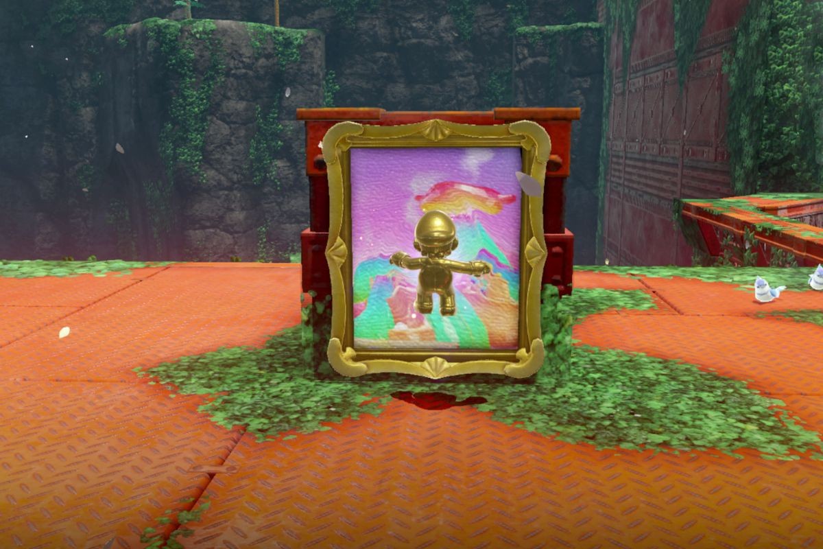 Super mario odyssey guide all warp painting locations polygon most of super mario odysseys kingdoms have warp paintings hidden inside of them and many are hard to find in this guide well show you the locations of jeuxipadfo Choice Image