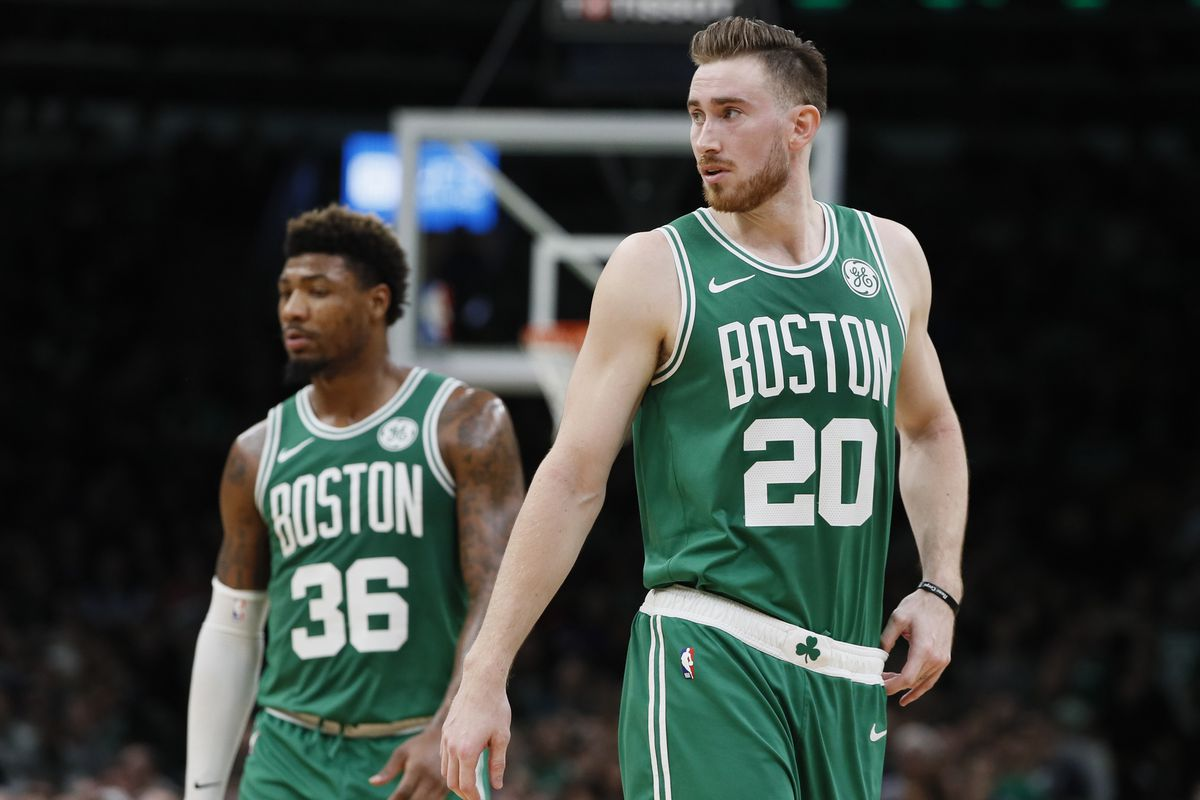 Return of the Sixth: Gordon Hayward, Marcus Smart, and coming off the bench