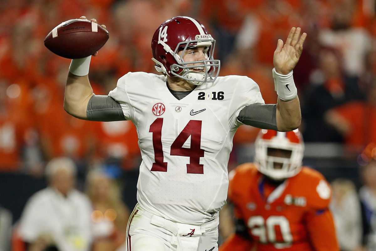 Jake Coker and others need to bring their best.