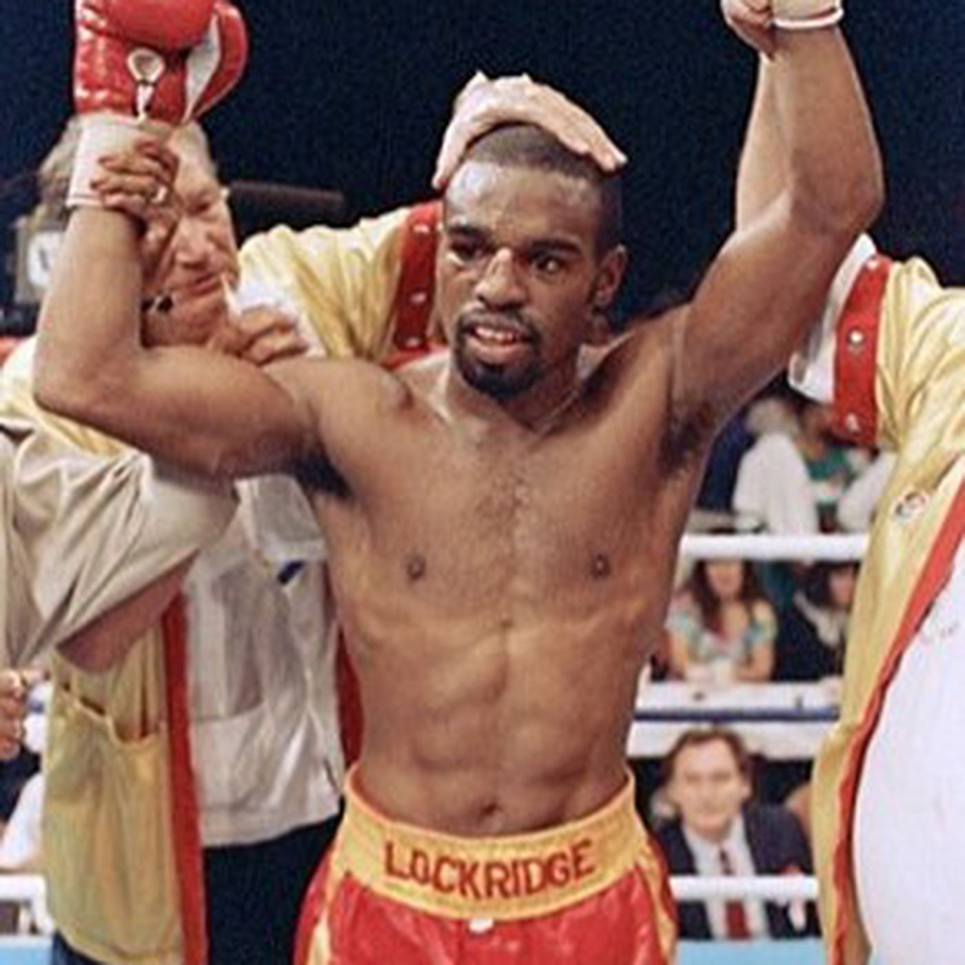 Rocky Lockridge (1959-2019) - Bad Left Hook