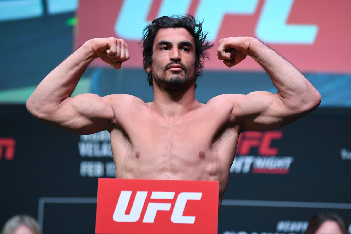 Kron Gracie vs Cub Swanson targeted for UFC Fight Night event on Oct. 12