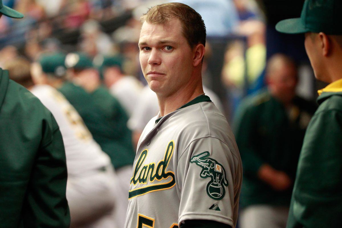 Oakland starting pitcher Sonny Gray concerned that he may not get any run support.