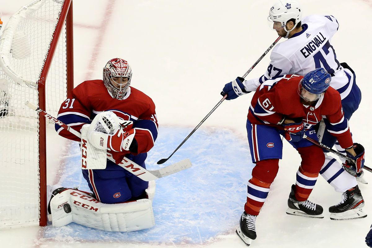 Canadiens Vs Leafs Top Six Minutes Power Play Pandemic Eyes On The Prize